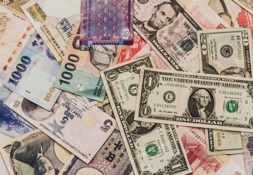 世界各国のお金