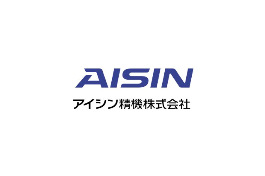 アイシン精機のロゴ