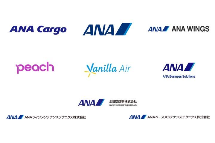ANAグループ ロゴ