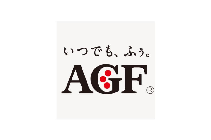 味の素AGFのロゴ