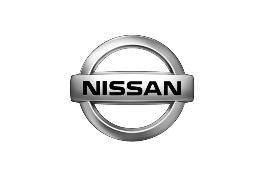 日産自動車のロゴ