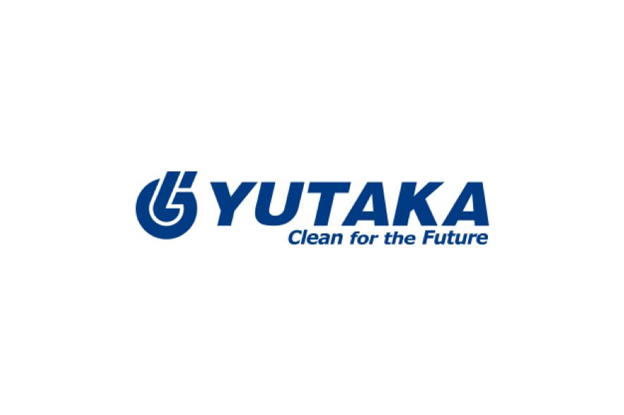 ユタカ技研のロゴ