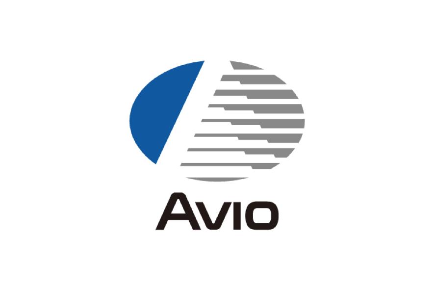 日本アビオニクスのロゴ