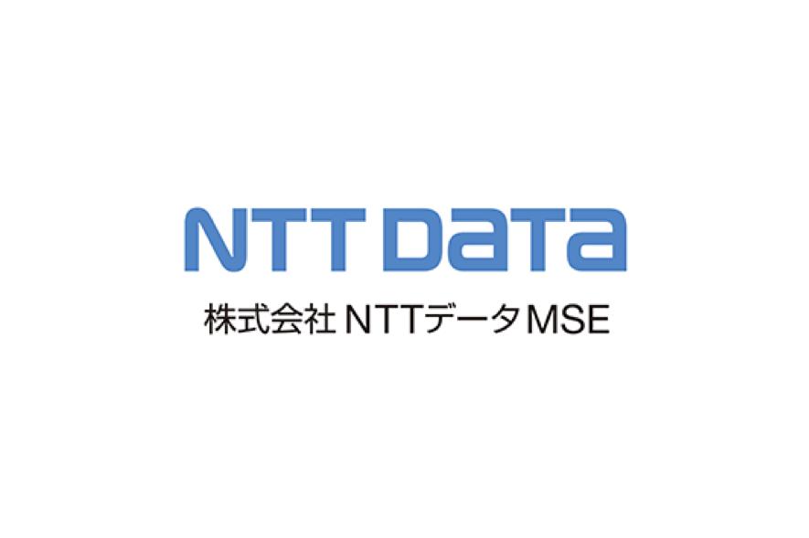 NTTデータMSEのロゴ