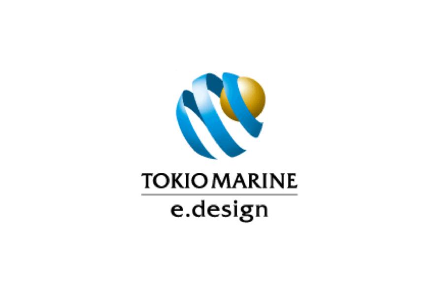 イーデザイン損保のロゴ