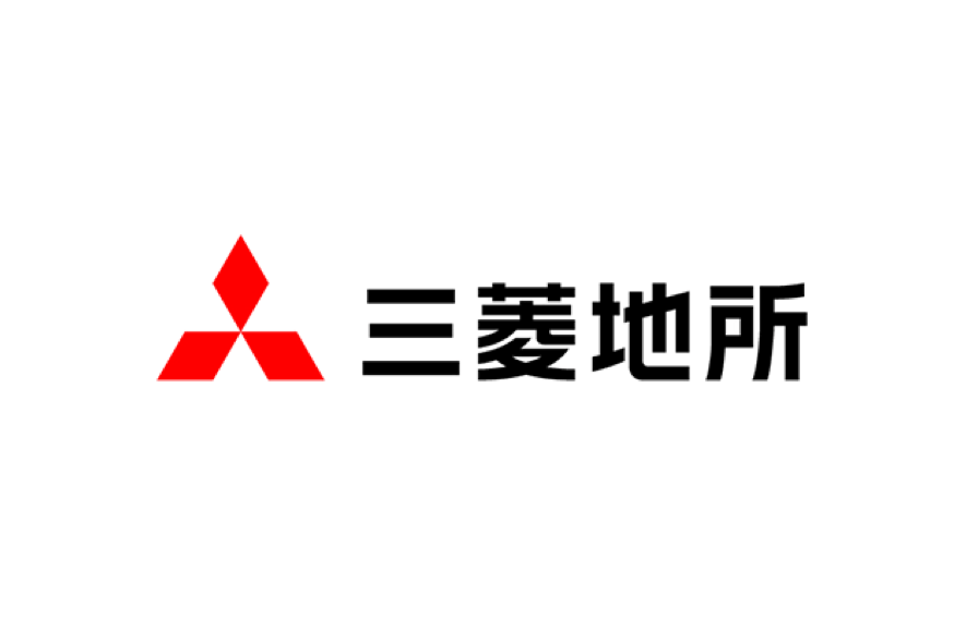 三菱地所のロゴ