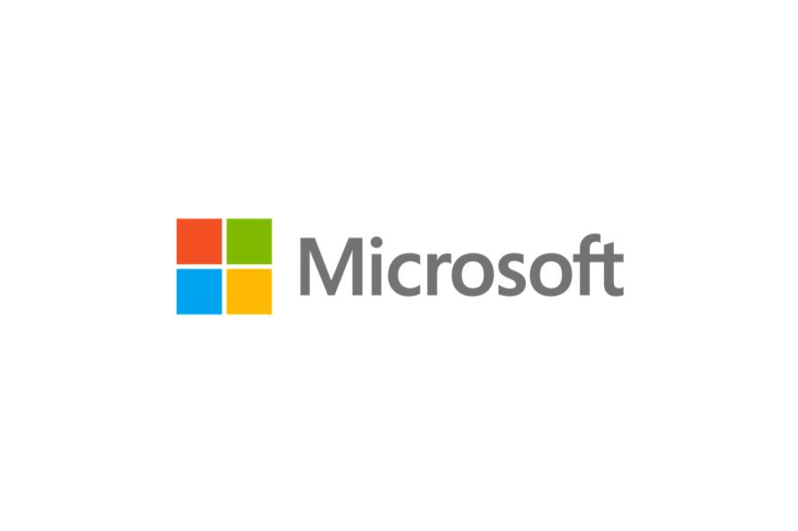 日本マイクロソフトのロゴ