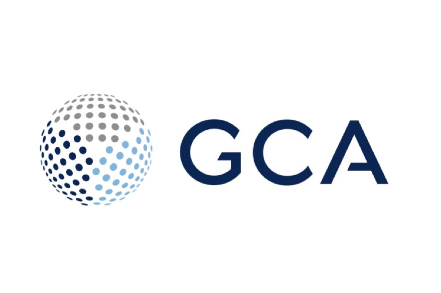 GCAのロゴ
