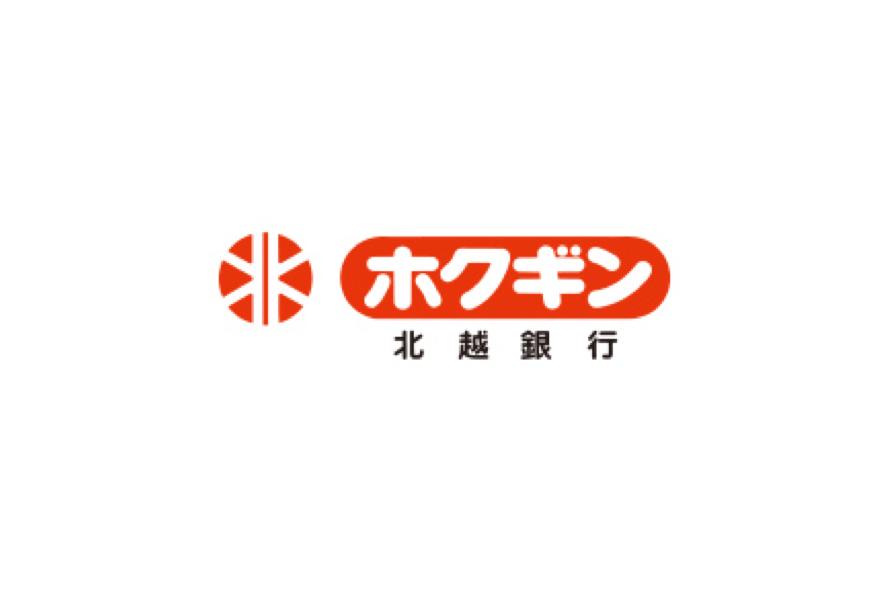 北越銀行のロゴ