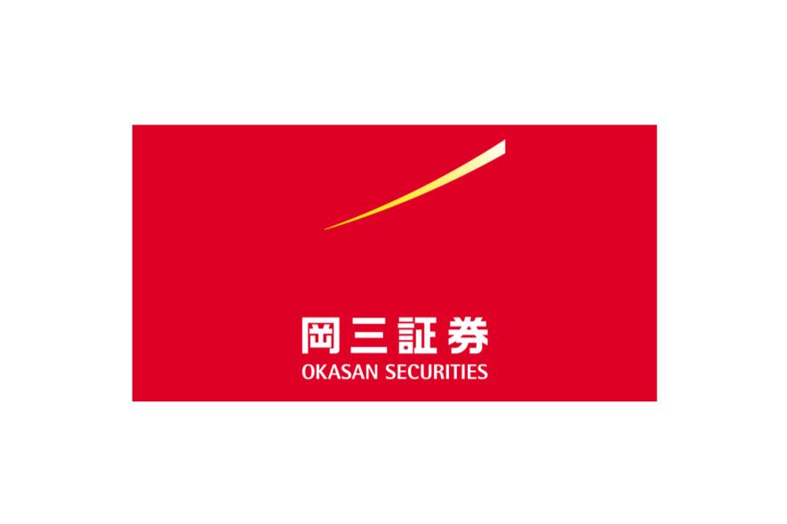 岡三証券のロゴ