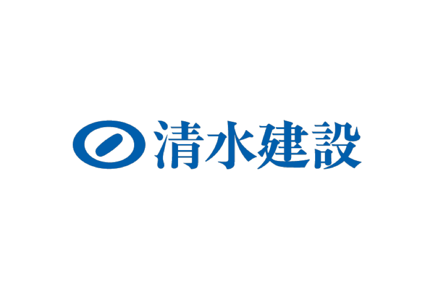 清水建設のロゴ